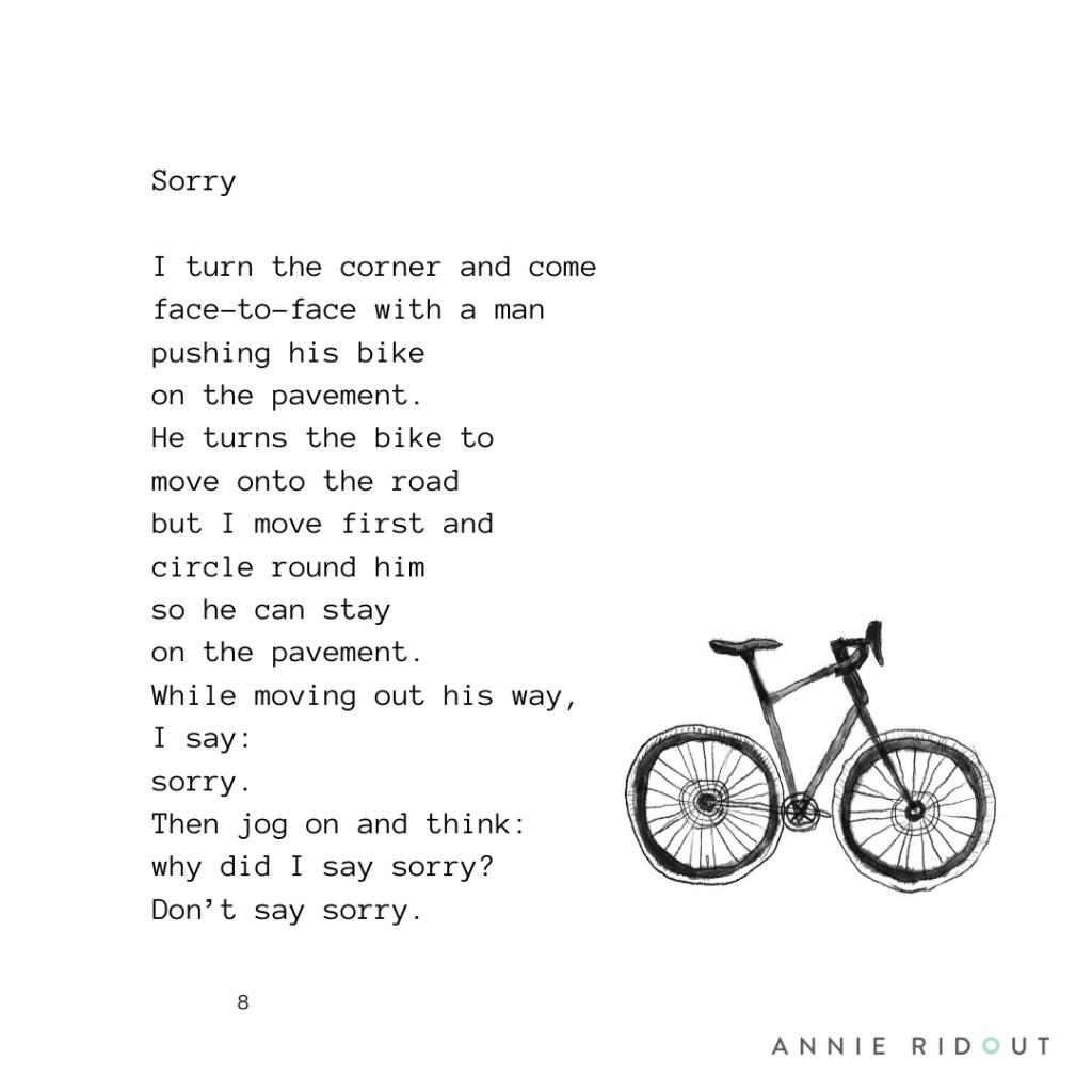 sorry poem